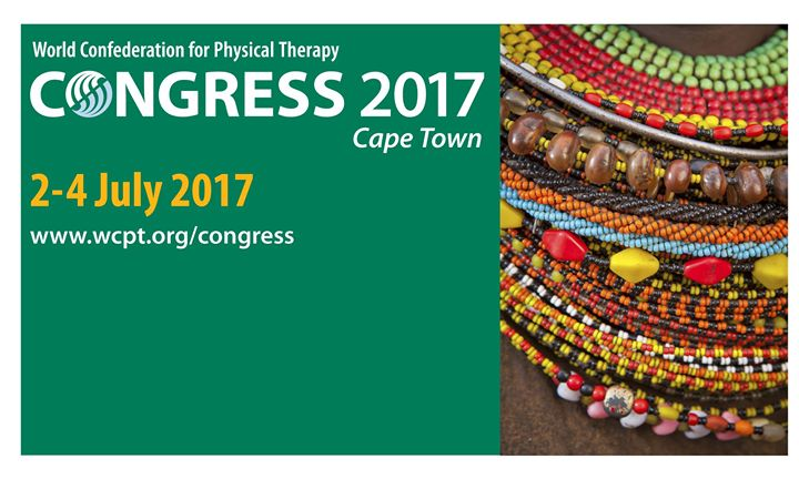 Key speakers for WCPT Congress 2017 announced